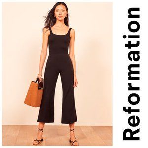 New REFORMATION Rylee Jumpsuit